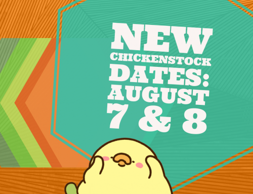 New Chickenstock 2020 Dates – August 7 & 8
